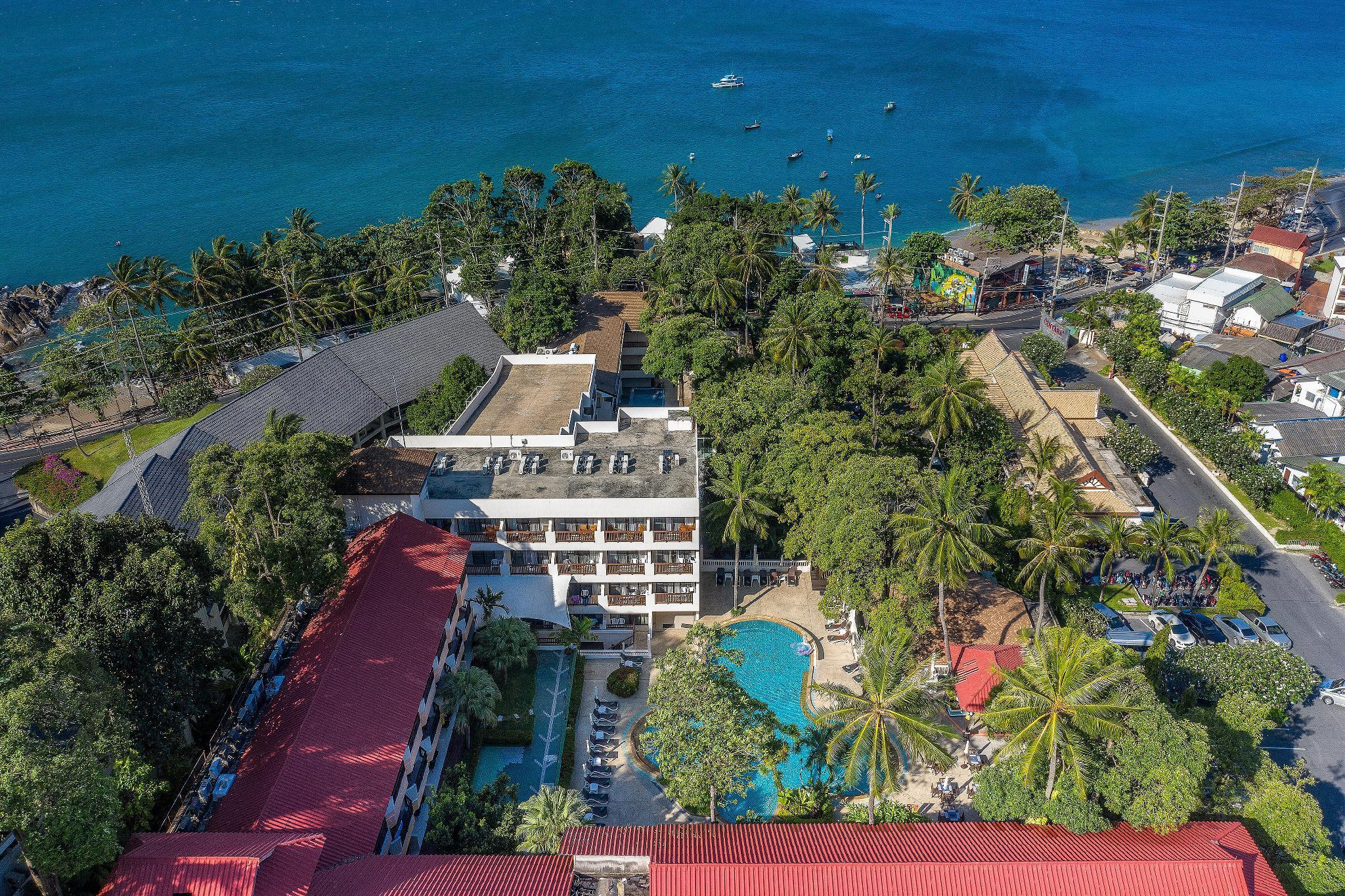 Patong Lodge Hotel ป่าตอง ลอดจ์