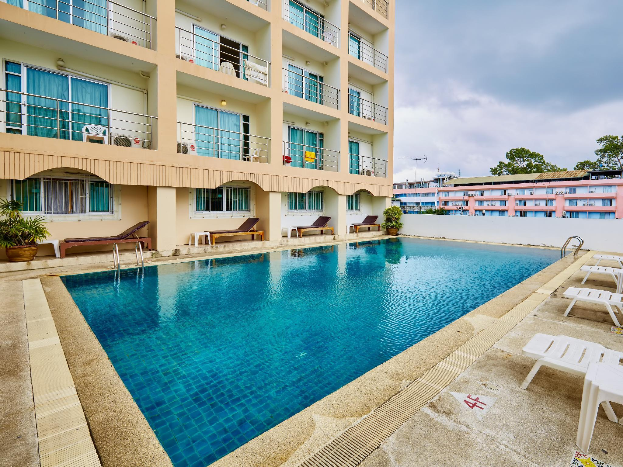 Eastiny Seven Hotel - Pattaya