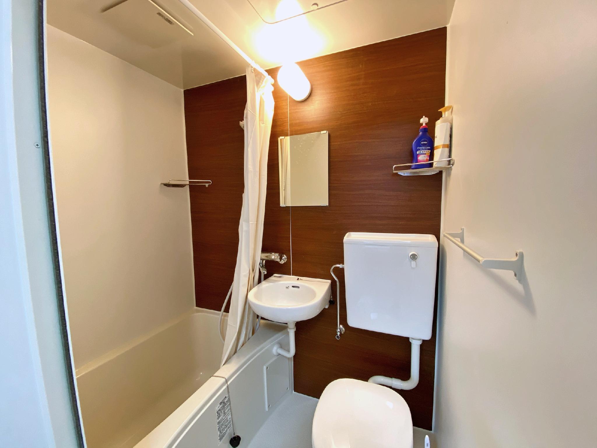 SKYTREE 2bathrooms+2Suite B+C 5 Min Oshiage St.