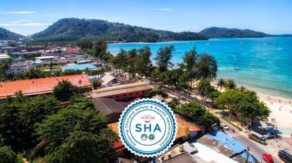 Tropica Bungalow Hotel  (SHA Plus+) Phuket