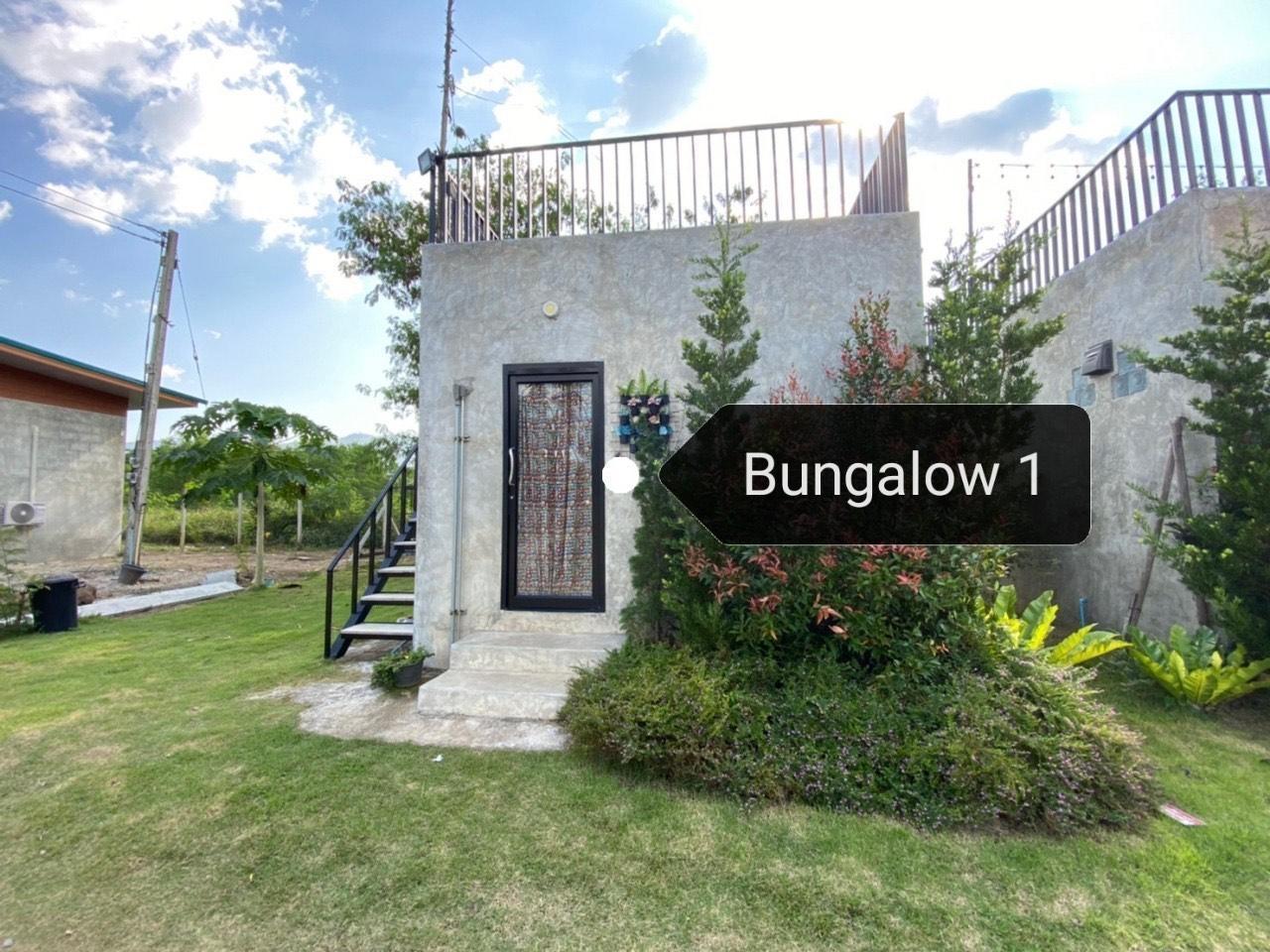 The Leaf Homestay/ king bed bungalow w/rooftop (1) สตูดิโอ บังกะโล 1 ห้องน้ำส่วนตัว ขนาด 24 ตร.ม. – ดอยอินทนนท์