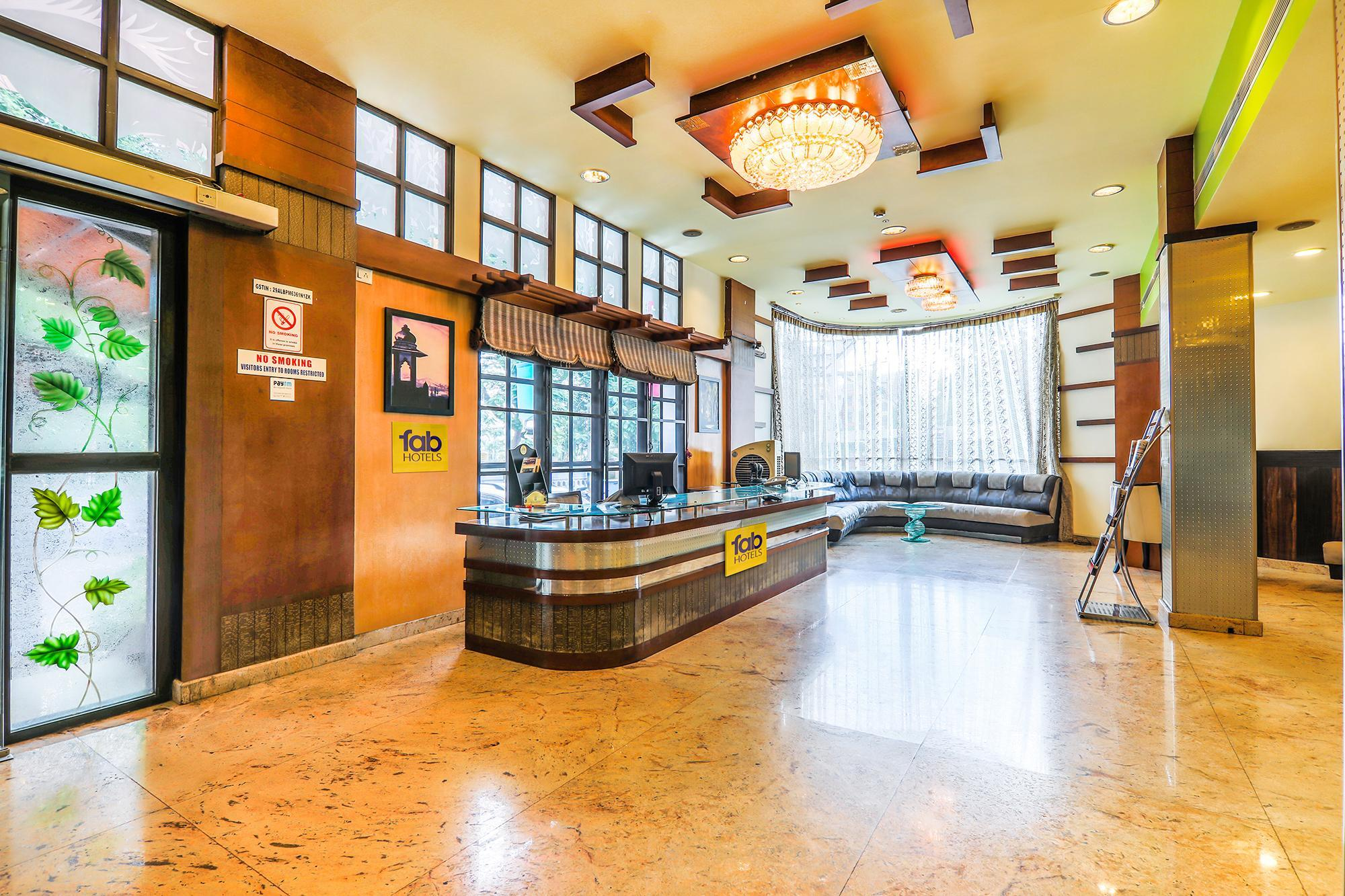 FabHotel Prime Crystal Park Inn