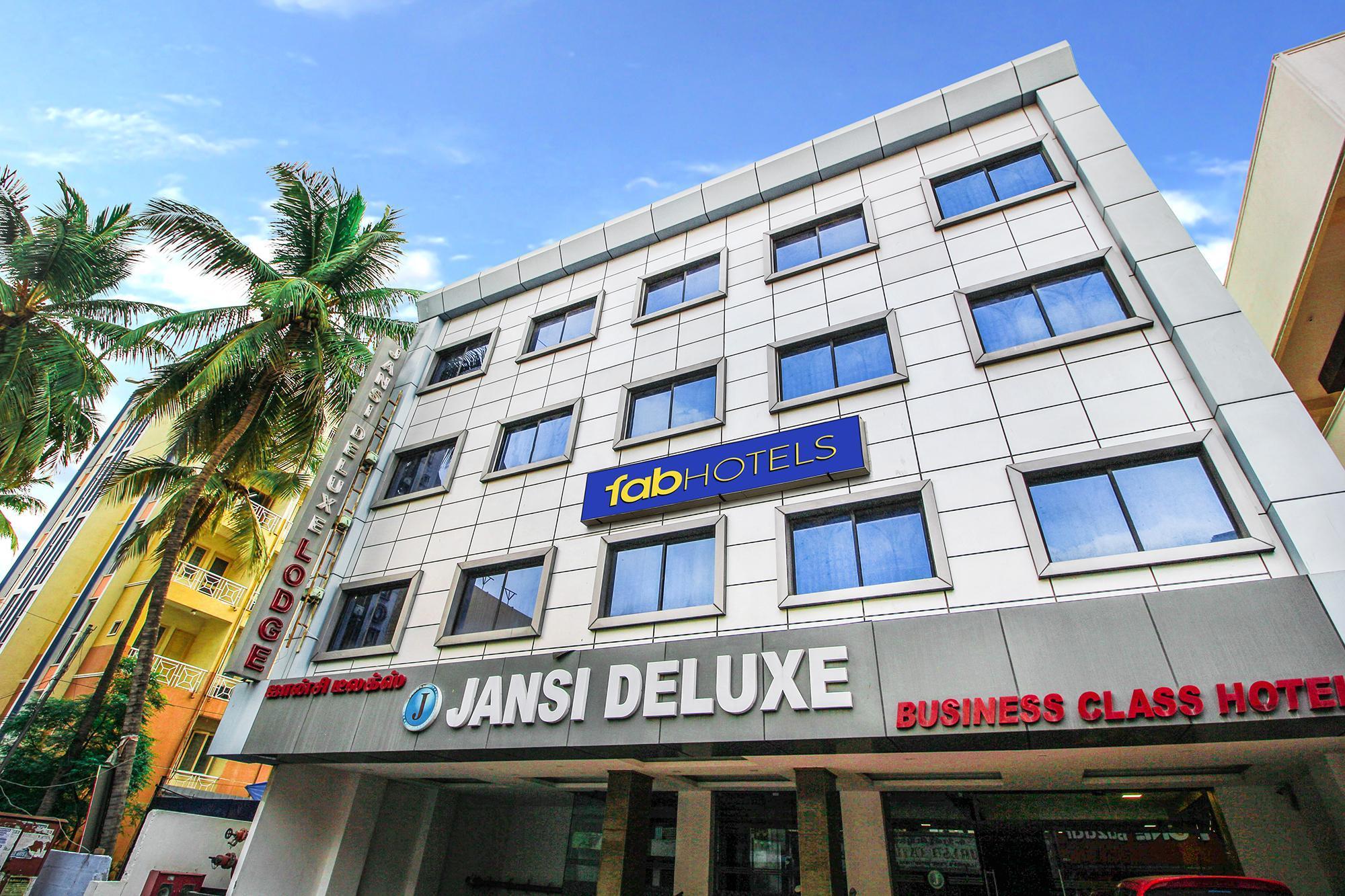 FabHotel Jansi Deluxe