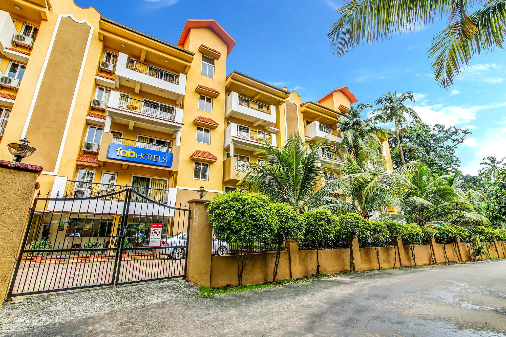 FabHotel Veera Strand Park