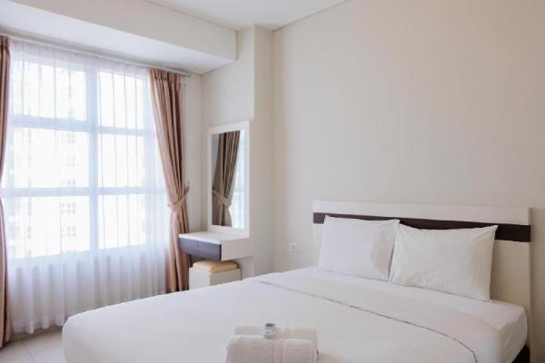Modern Living 1BR at Saveria Apartment By Travelio Tangerang
