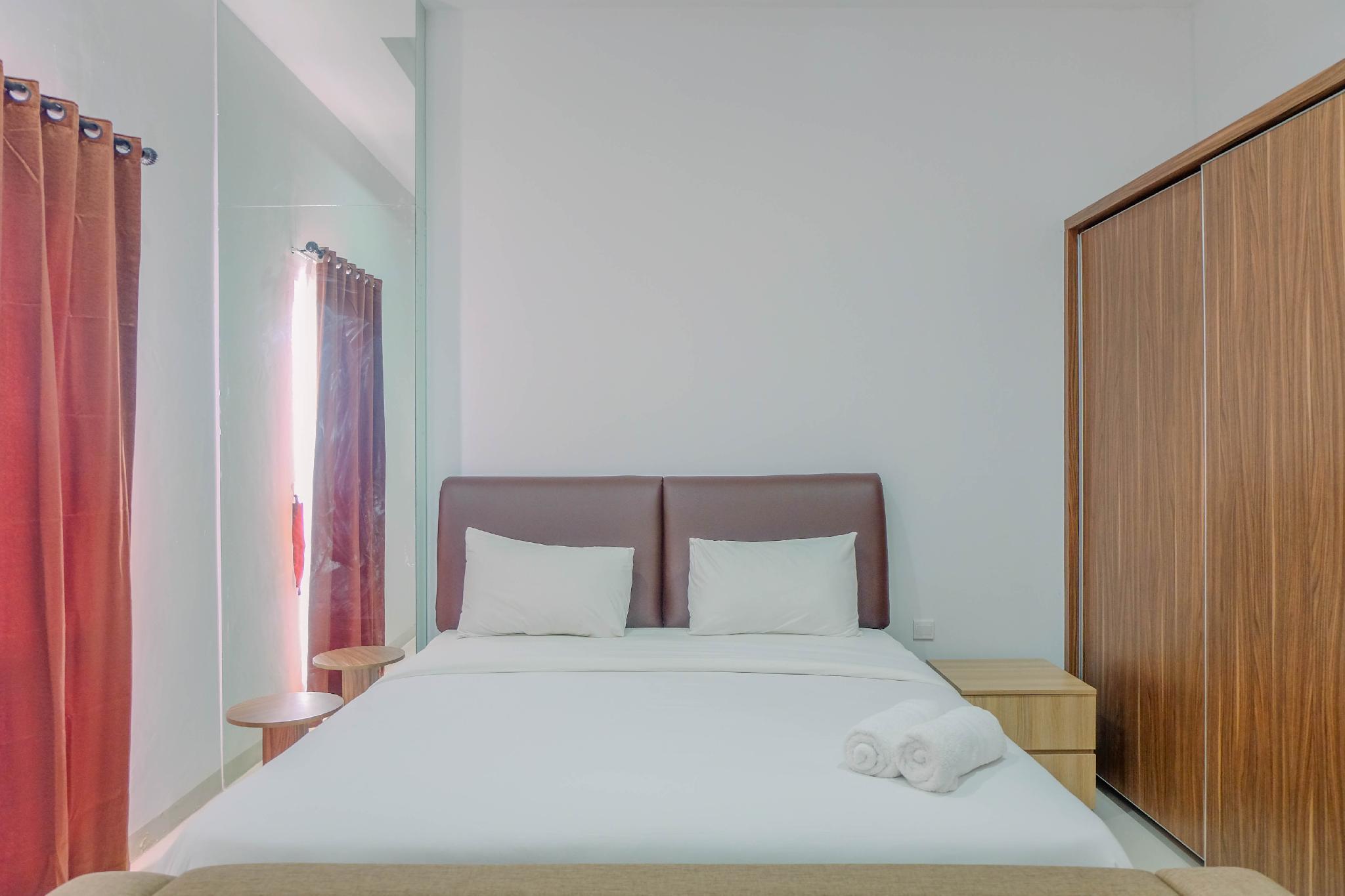 Best Studio Apt Azalea Suites Cikarang By Travelio