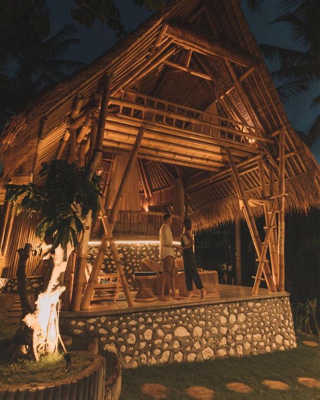 La Royale Tropical BAMBOO|| Exotic Sunset Villas