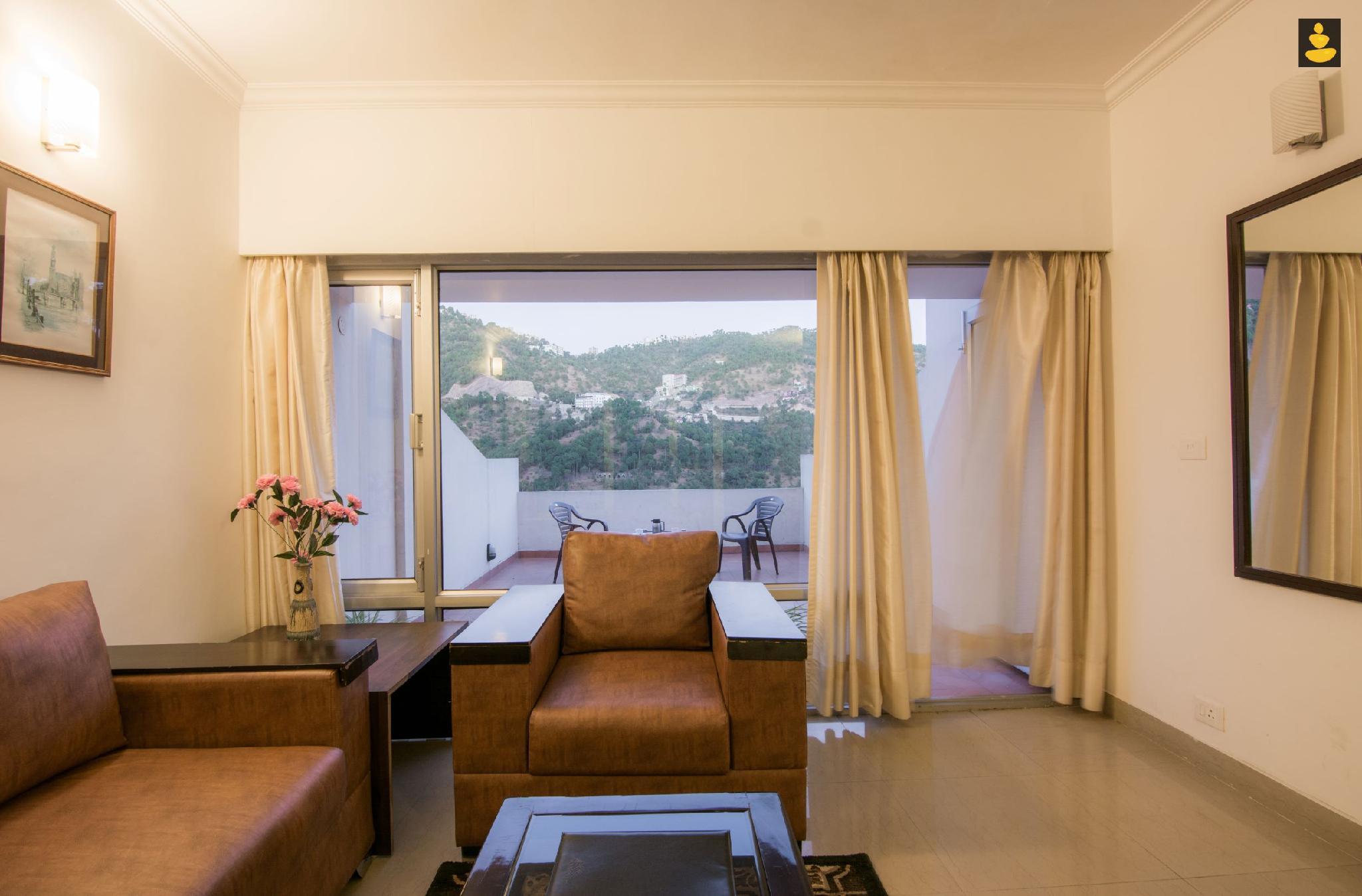 LivingStone  Misty Mountains Resort  Premium Room