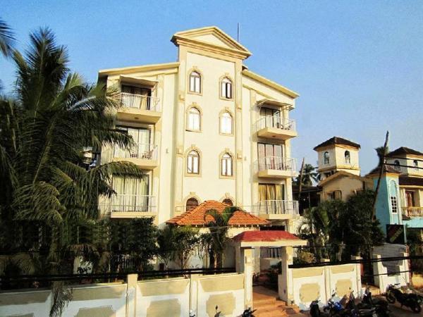 Rahi Coral Beach Resort Goa