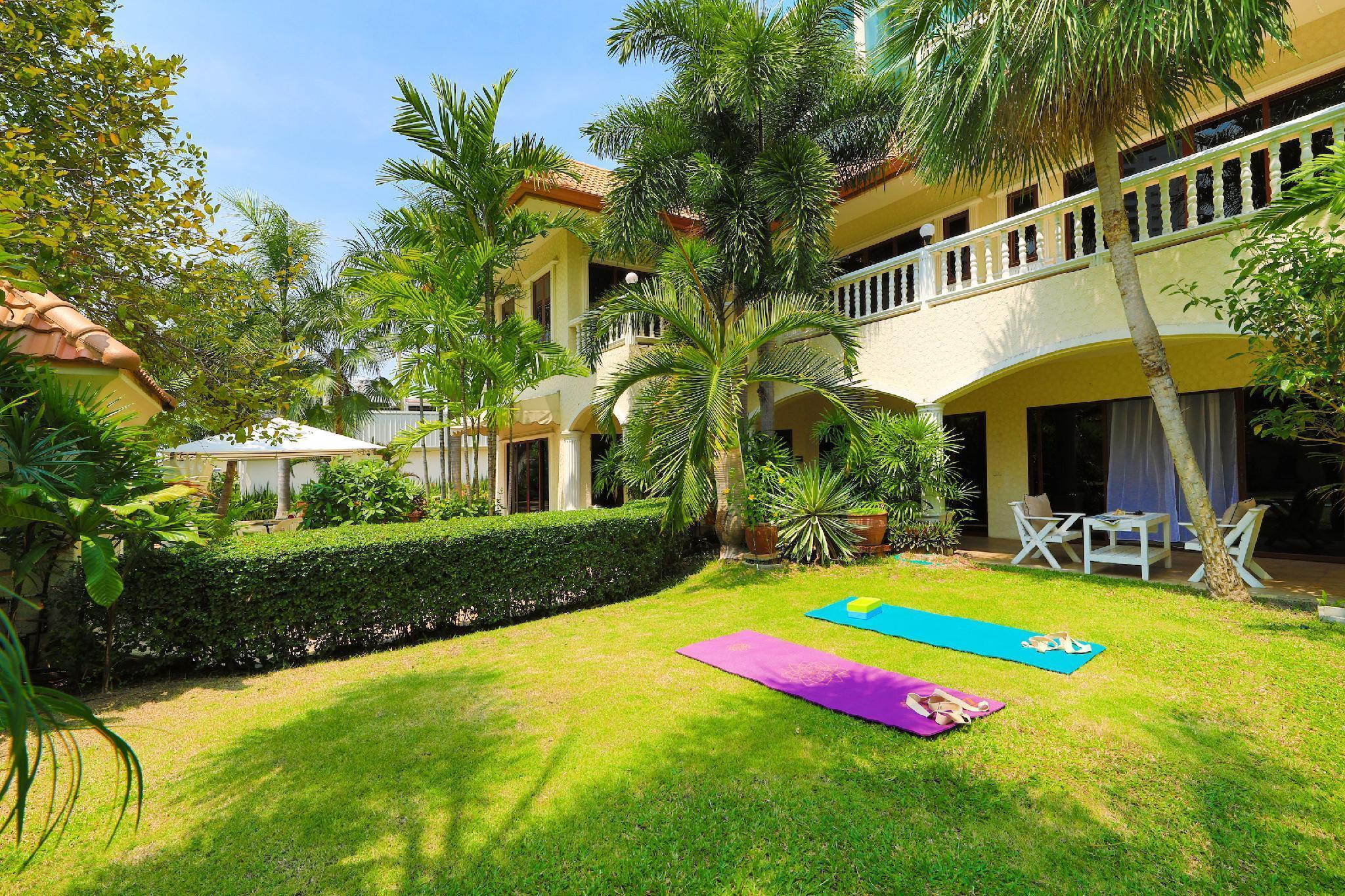 Siam Pool Villa Pattaya สยาม พูล วิลลา พัทยา