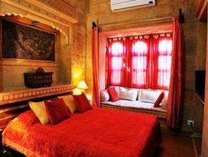 찬드라 니와스 호텔 - 자이살메르  (Chandra Niwas Hotel - Jaisalmer)