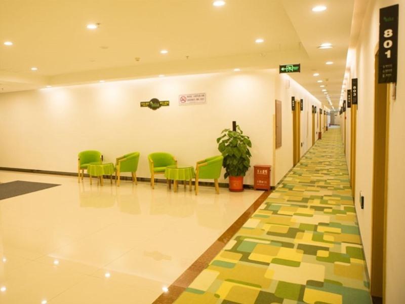 Vatica Hotel Nantong Rugao Port