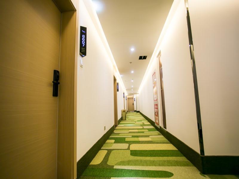 Vatica Hotel Haozhou Wanda Plaza