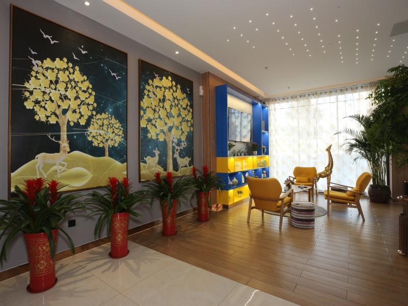 VX Hotel Wuxi Taihu International Expo Center National Software Park