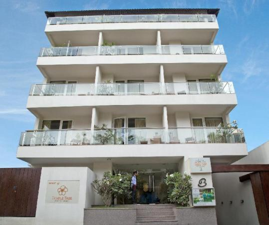 Temple Tree Hotel Wilson Garden Bangalore
