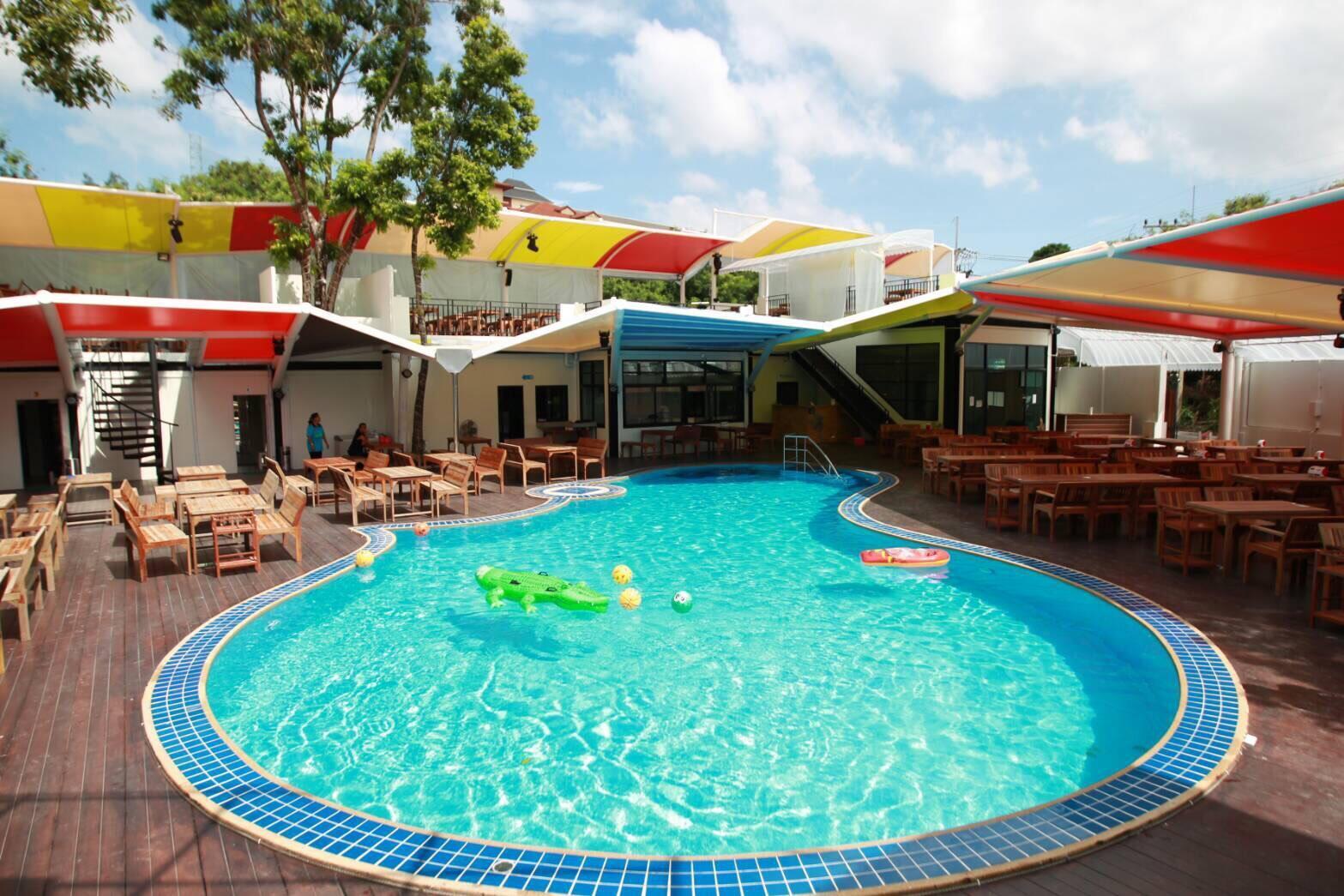 Nice Resort Pattaya ไนซ์ รีสอร์ท พัทยา