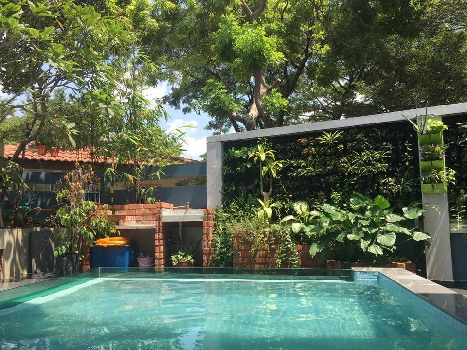 OneRiimba Garden View Residence With Private Pool