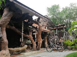[シラチャー](70m2)| 2ベッドルーム/2バスルーム Suankaew Art Cottage (ReuanMhonkaew)