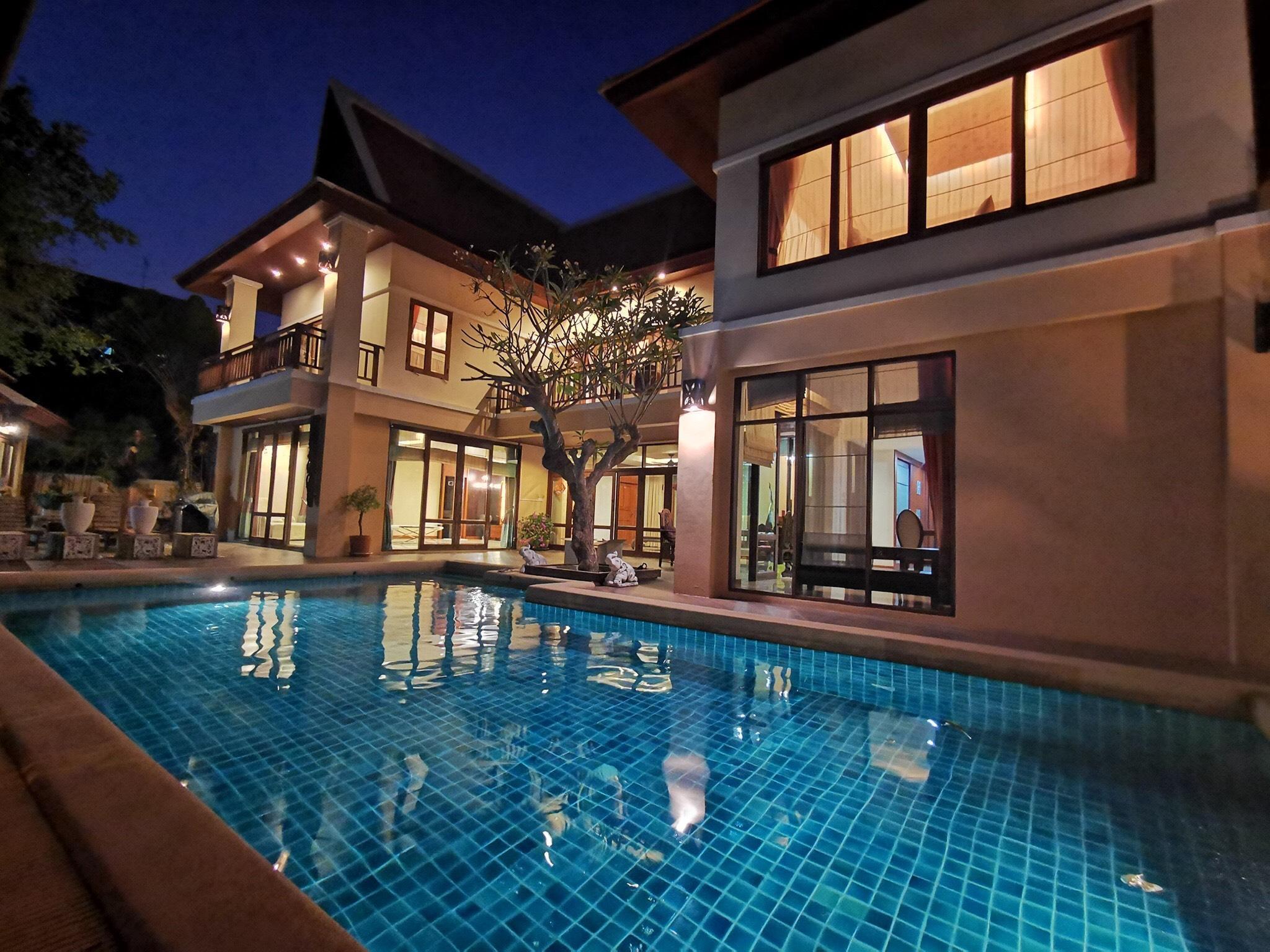 Free Motor Use 5 Bedrooms Tabali Pool Villa