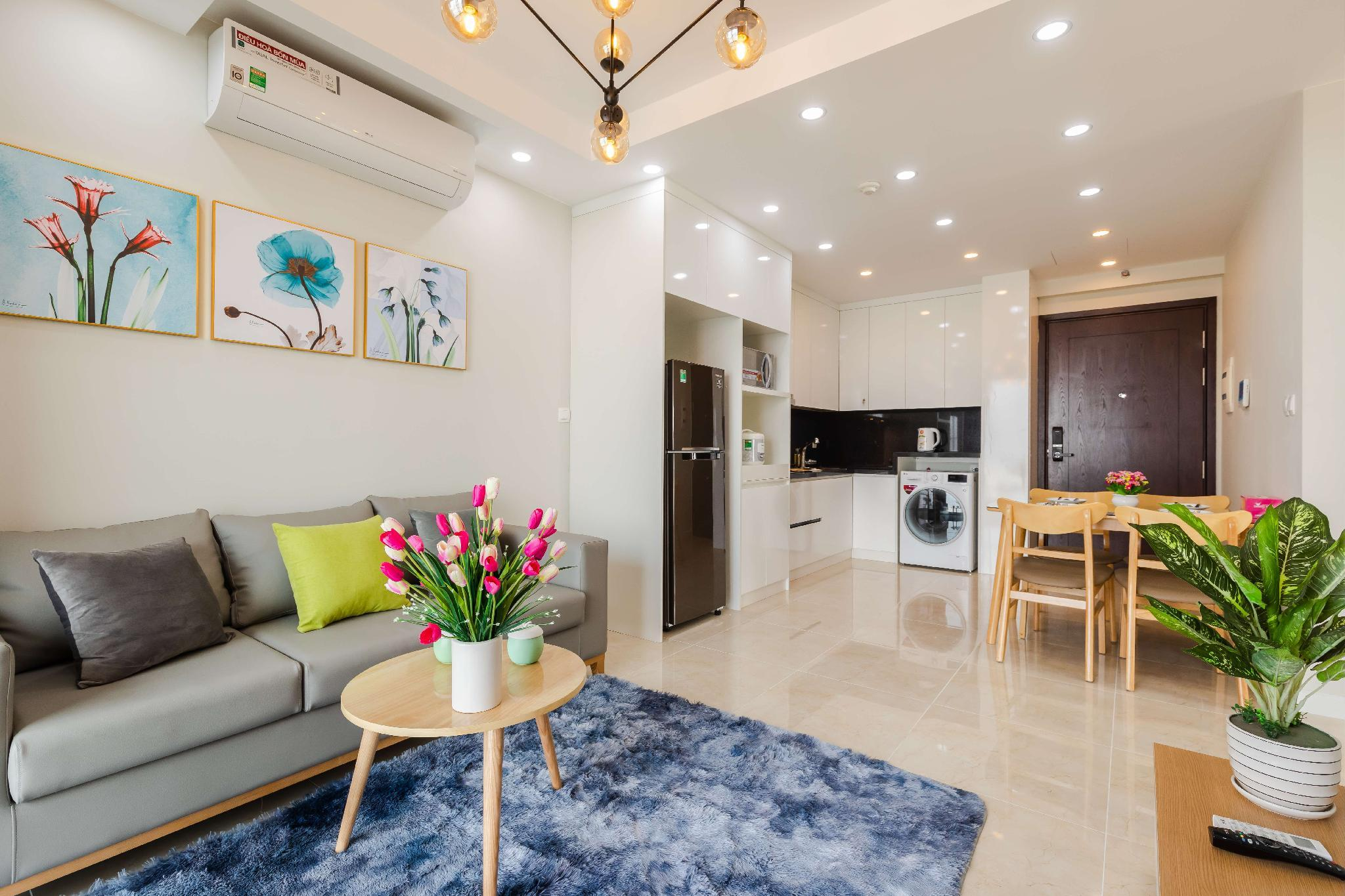 A Homes D'Capitale Luxury Apartment 2.2