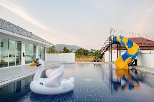 Nichapat Resort วิลลา 7 ห้องนอน 9 ห้องน้ำส่วนตัว ขนาด 600 ตร.ม. – กลางเมืองหัวหิน