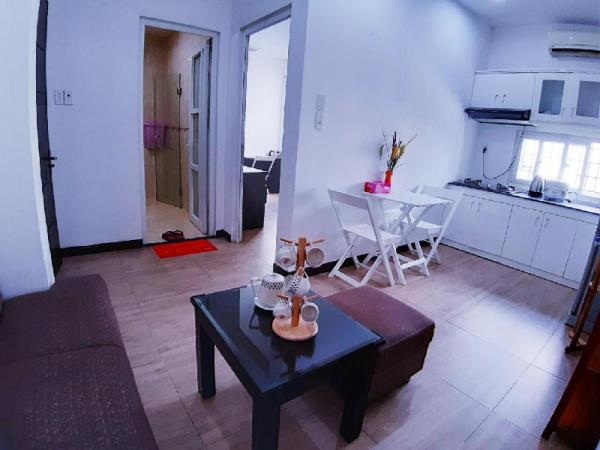 Minh Anh Service Apartment in Phu Nhuan District Ho Chi Minh City