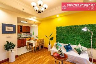 THE MANOR 2BRs LUXURY APT  FREE PROOF POOL CENTER - Ho Chi Minh City