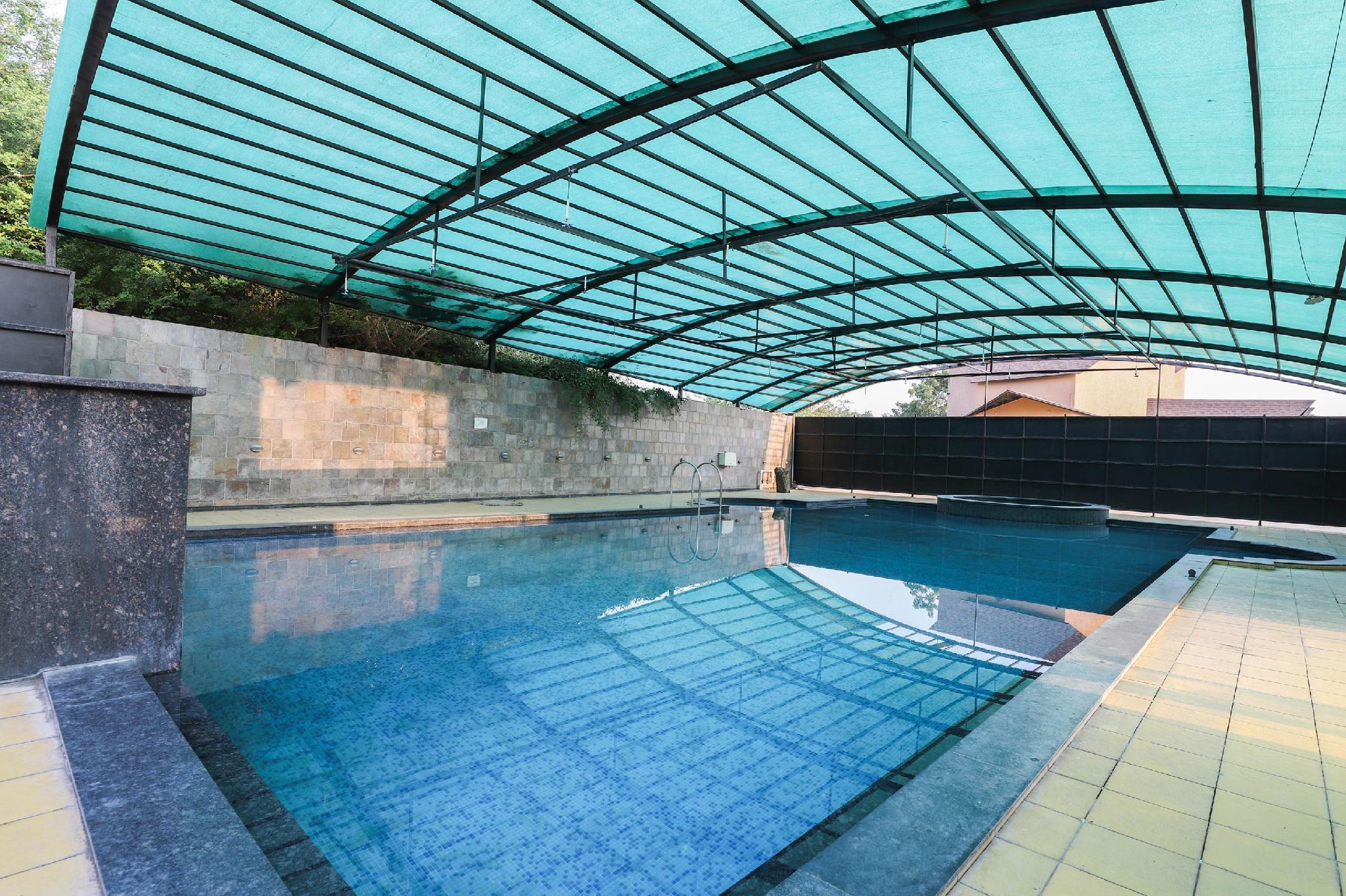 OYO 65474 Naavinya Kaya Wellness Center And Resort