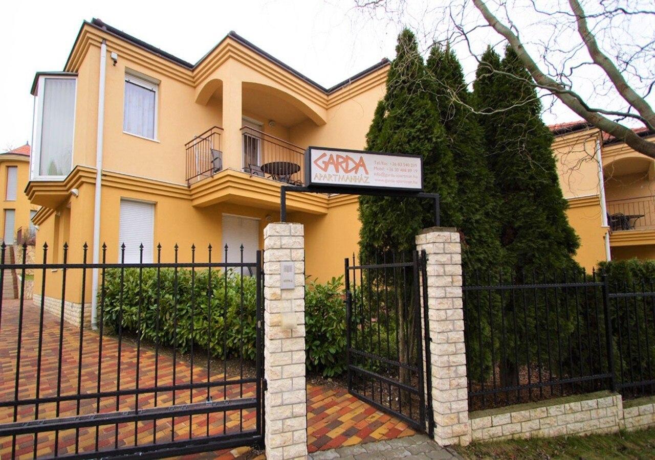 Garda Apartment 8 Heviz