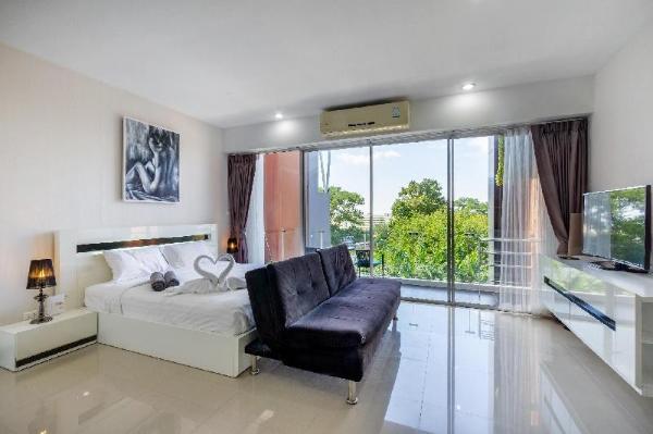 Modern studio with beautiful sea views Phuket