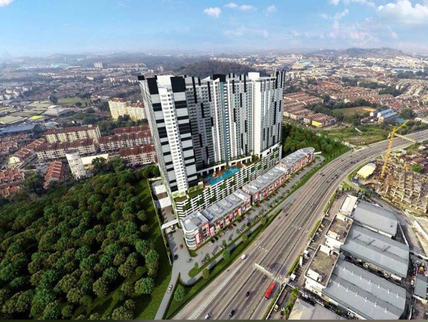 Menara Simfoni Balakong Studio Columbia Hospital