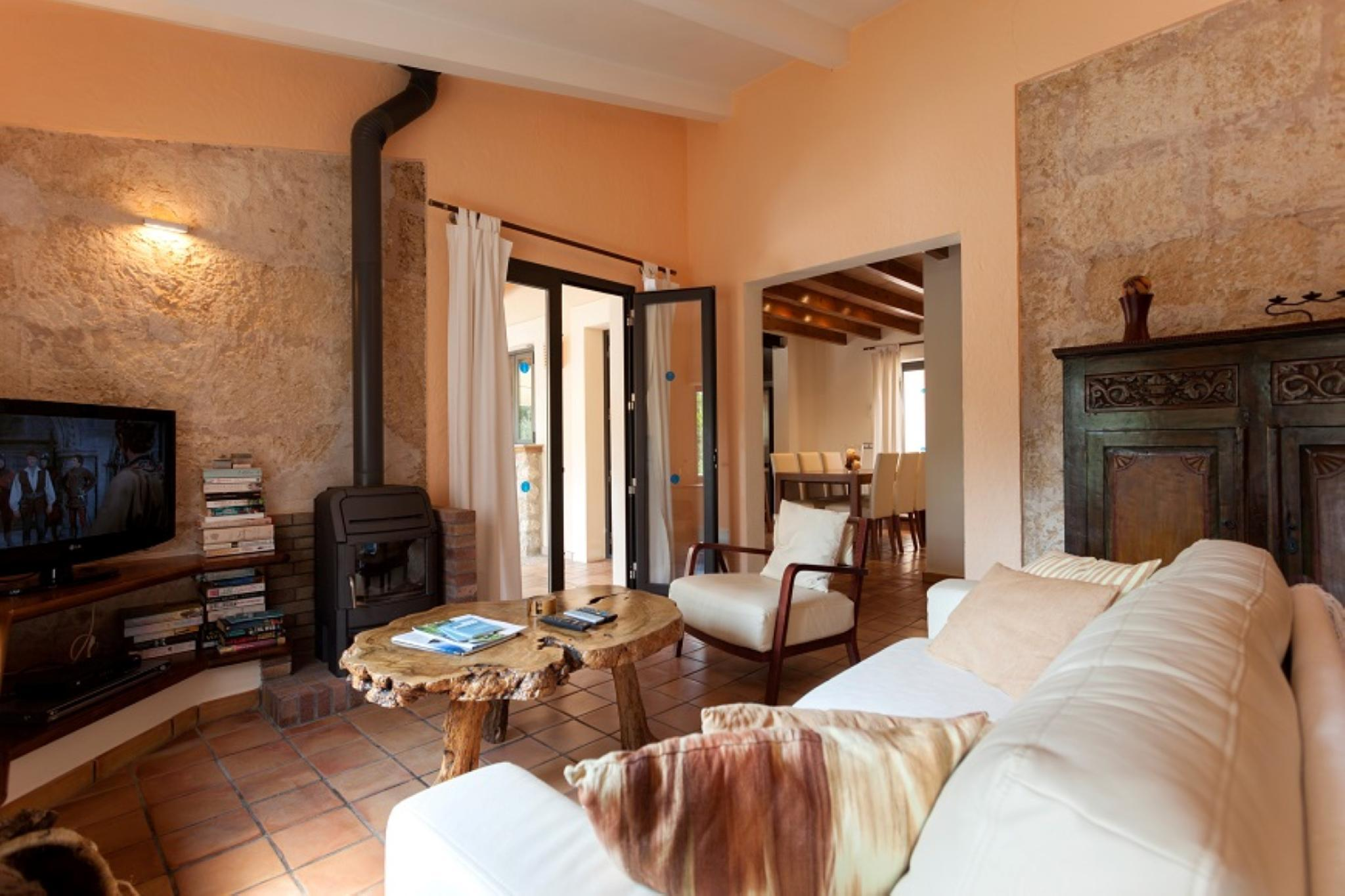 107555   Villa In Pollensa