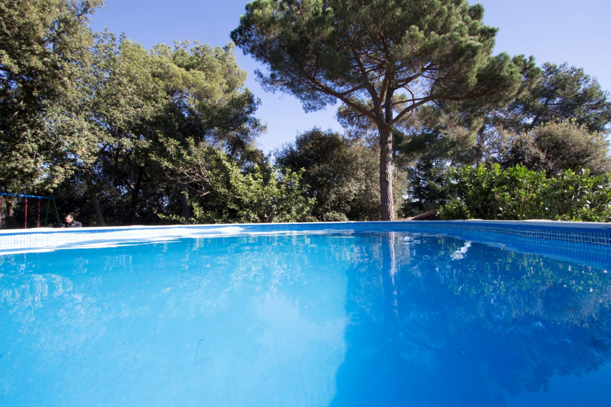 107593   Villa In Castellar Del Vall�s