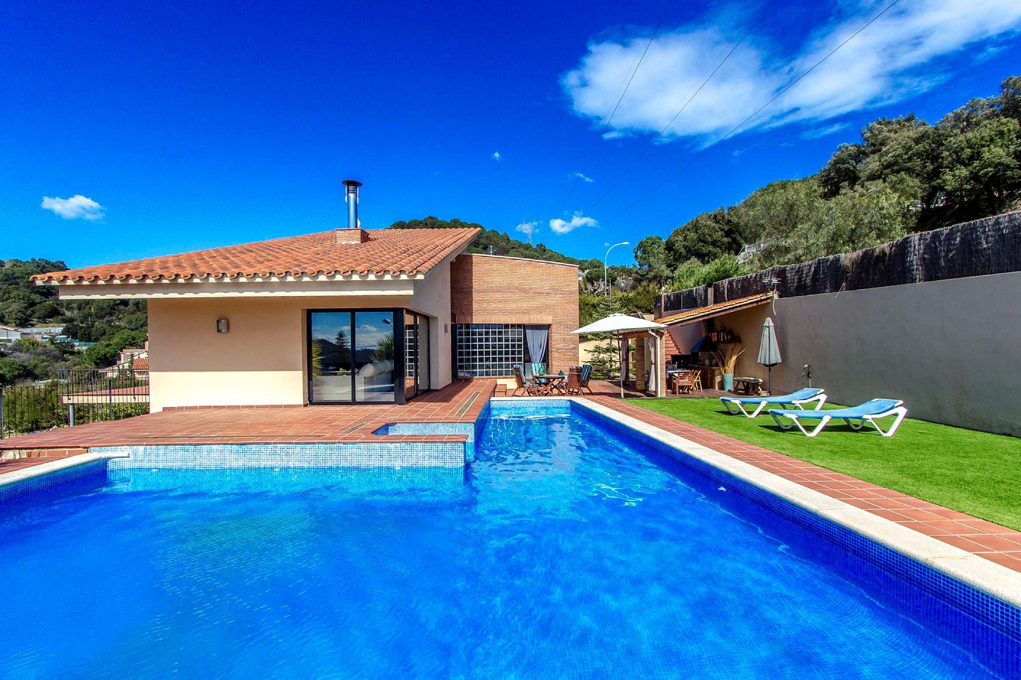 107580   Villa In Caldes De Montbui