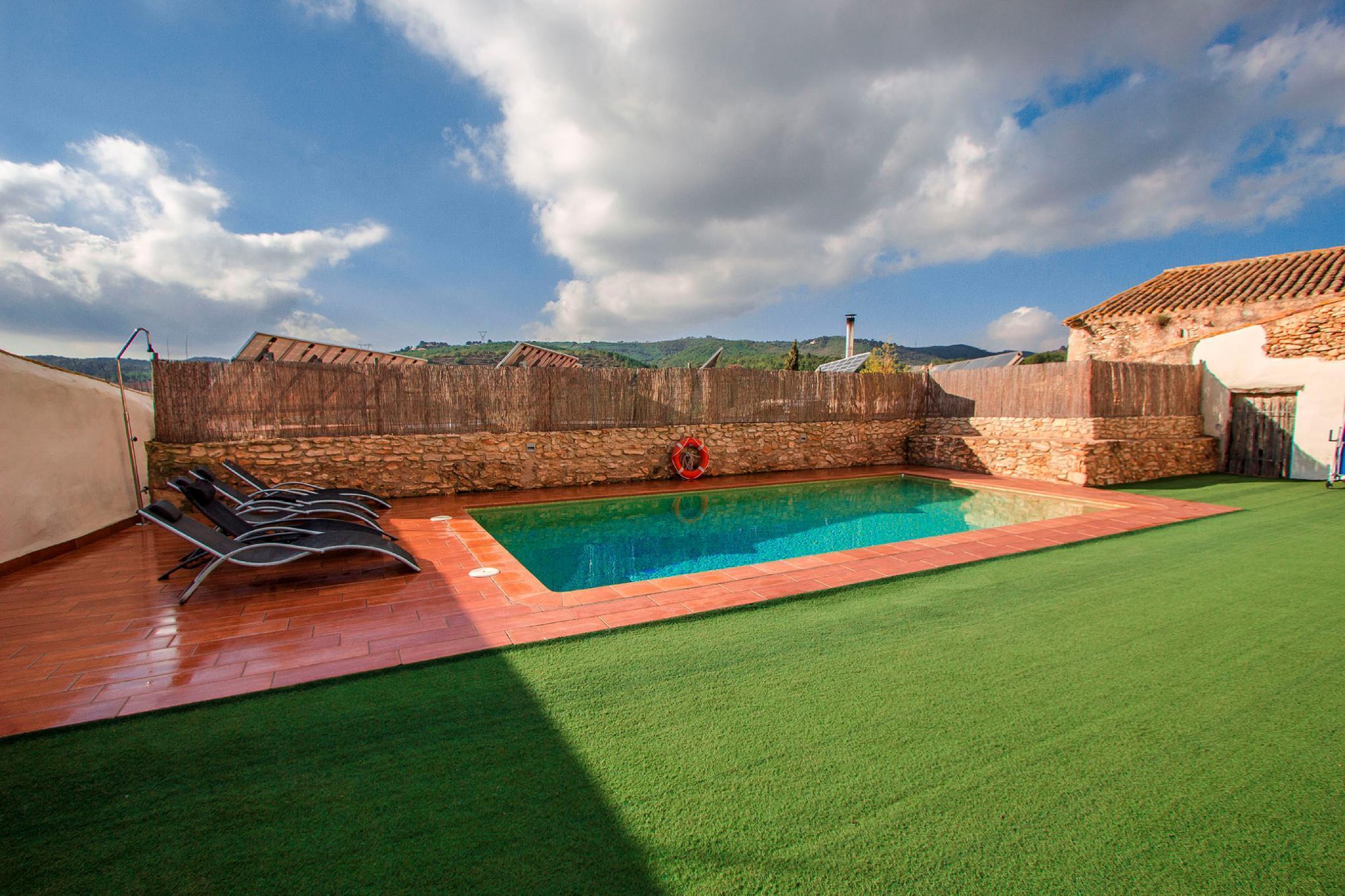 107550   Villa In Bisbal Del Pened�s