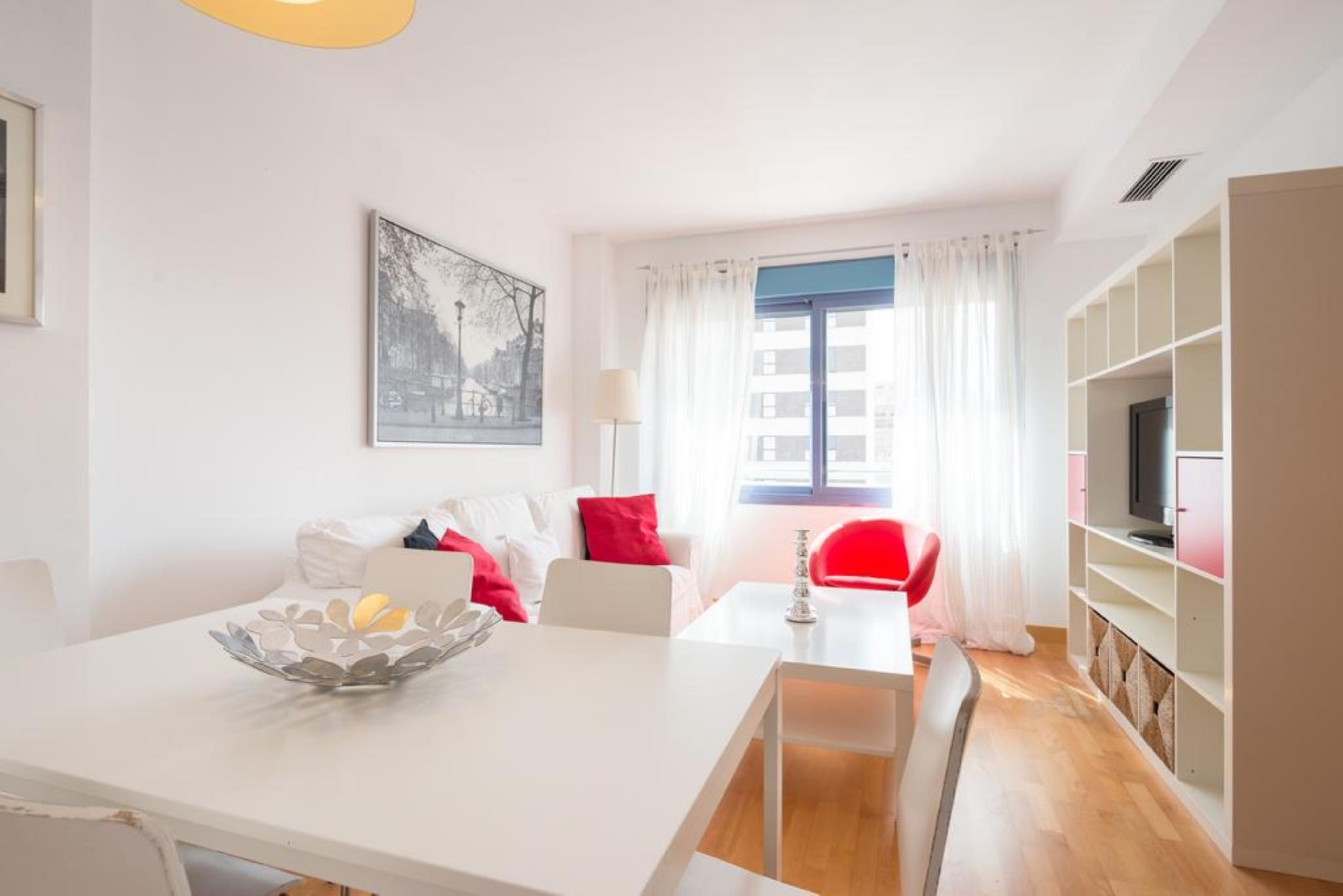 107364   Apartment In Malaga