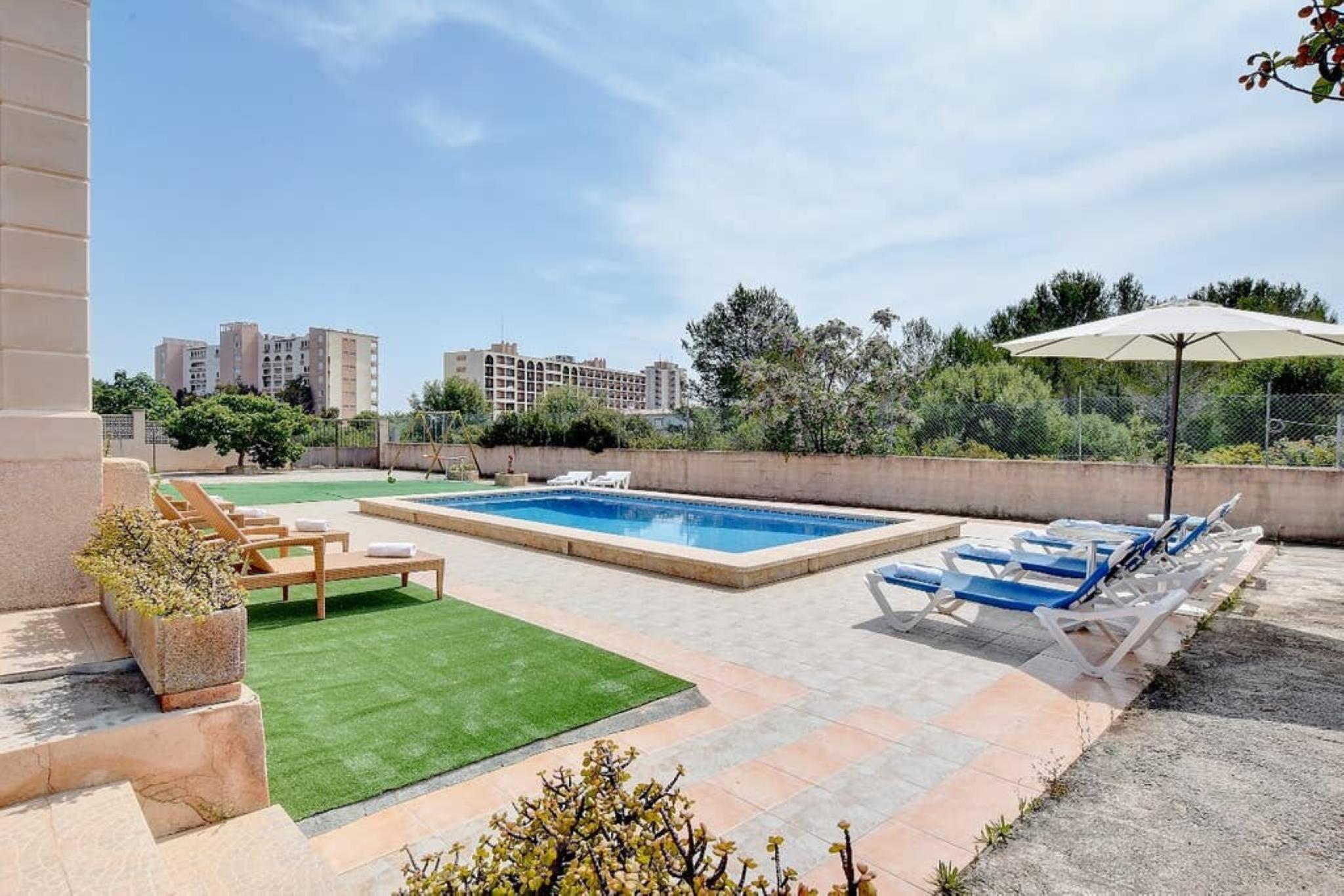 107783 - Villa in Cales de Mallorca