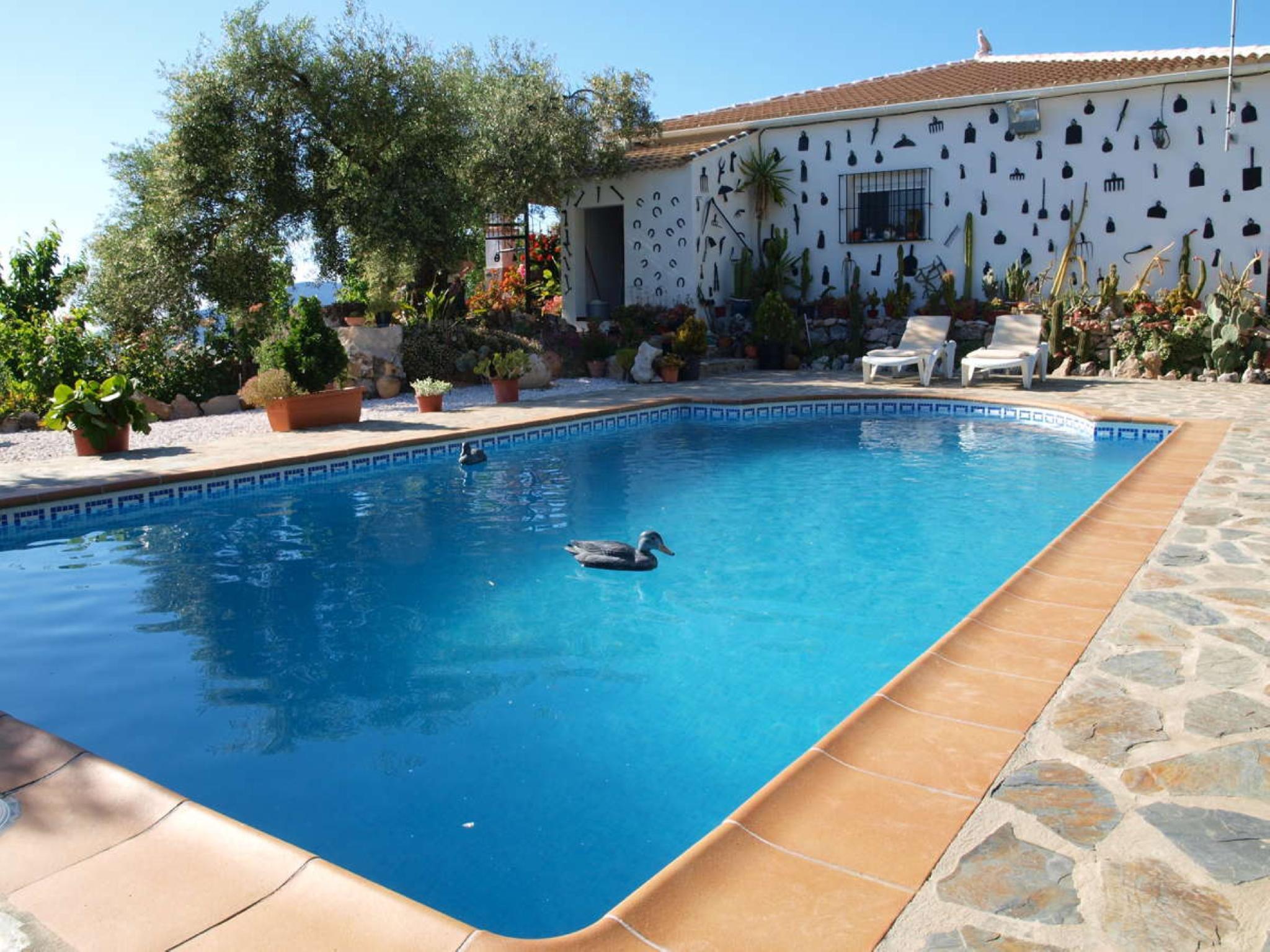 107791   Villa In El Gastor