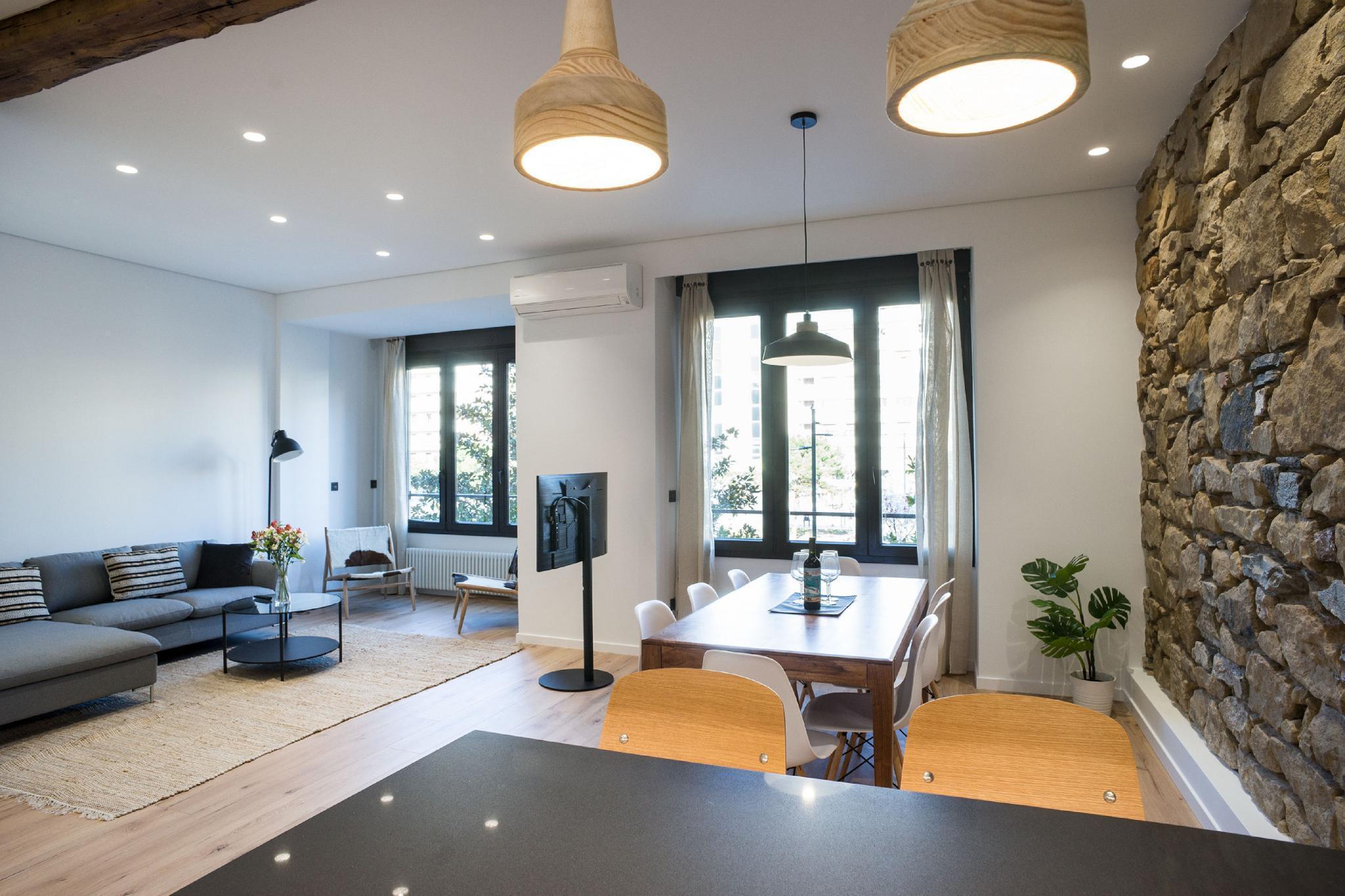 107955   Apartment In Donostia