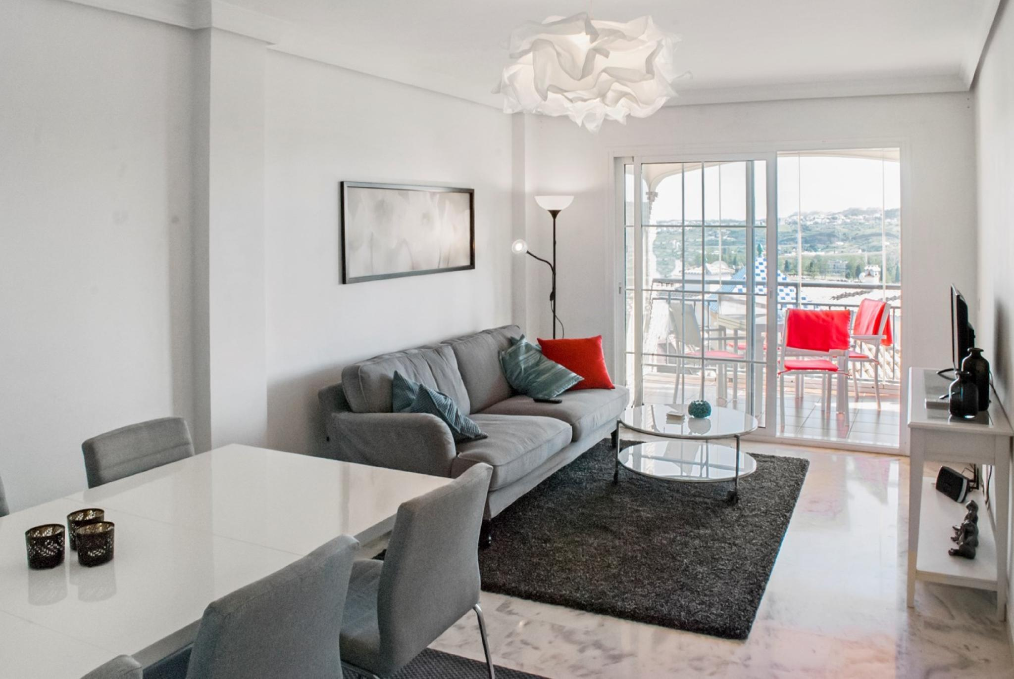 107305   Apartment In Mijas