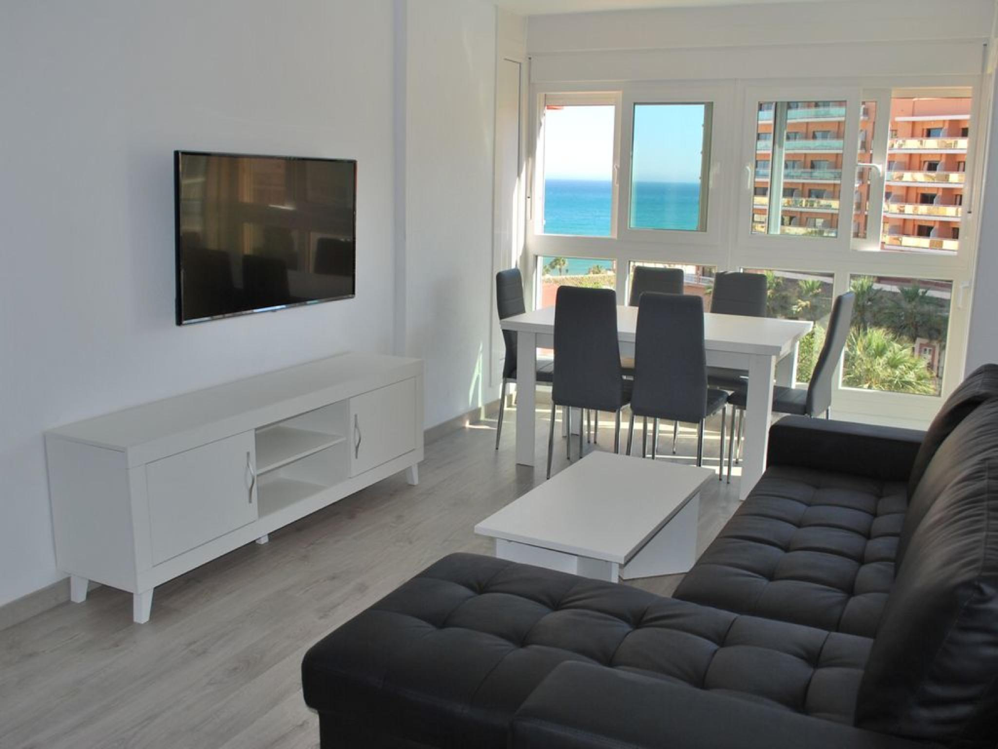 107228   Apartment In Benalm�dena