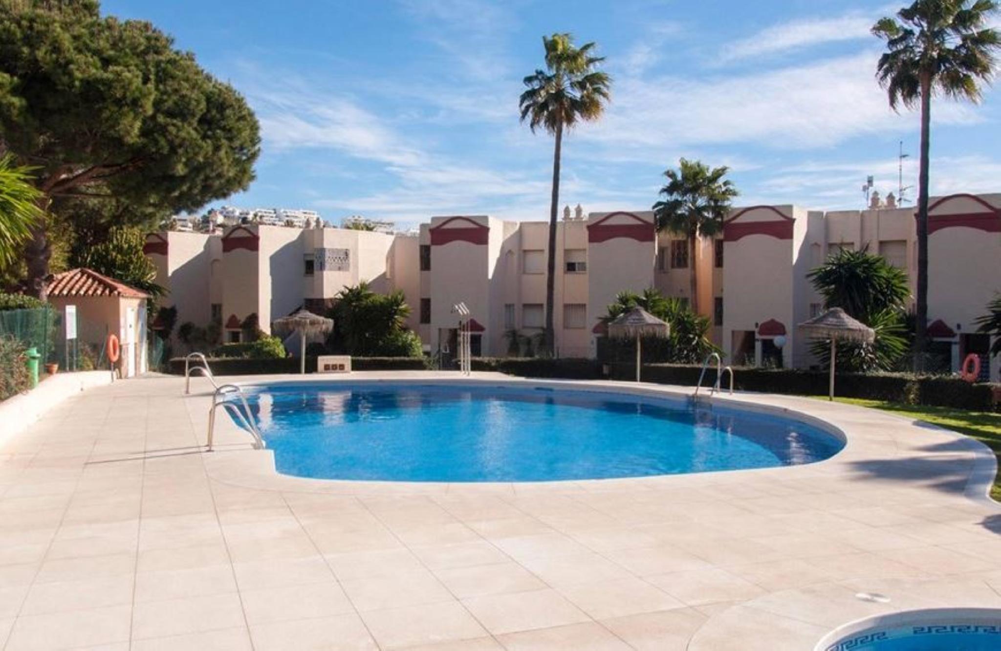 107254   Apartment In Mijas Costa