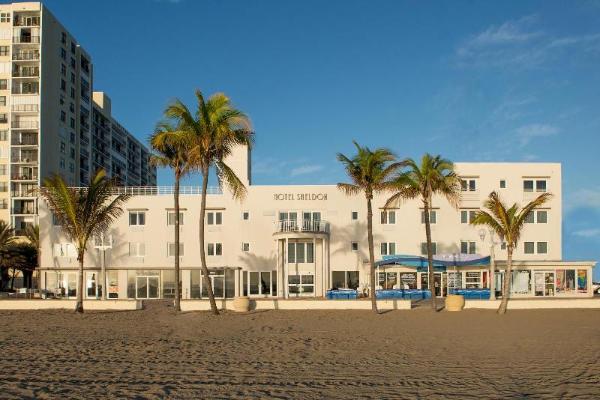 Hotel Sheldon Fort Lauderdale