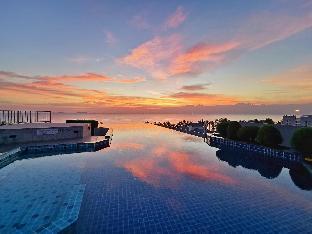 [バンセーン]スタジオ アパートメント(26 m2)/1バスルーム Luxurious studio sea views & rooftop infinity pool
