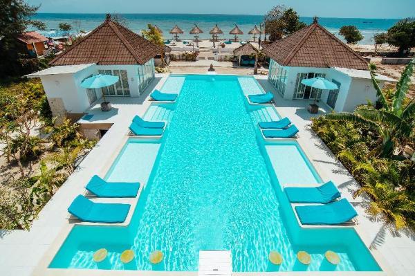 Villa Gili Bali Beach Lombok