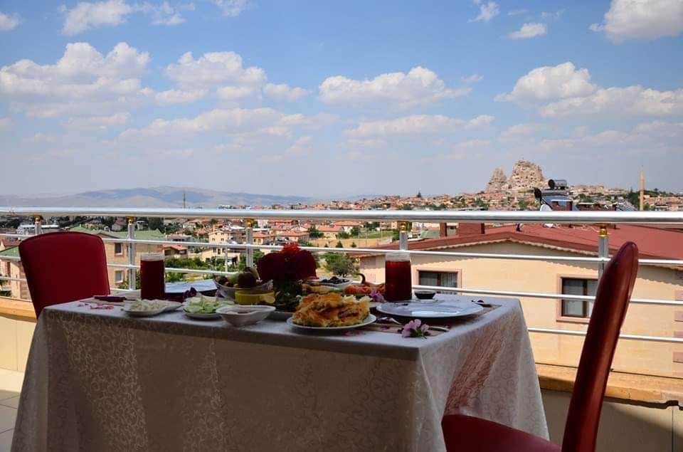 Faruk's Uchisar Castle Panaroma House