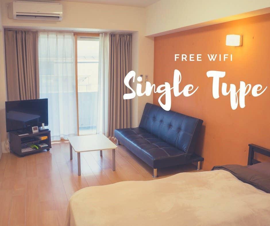 Studio Apartment In Taniyama With FREE WiFi101