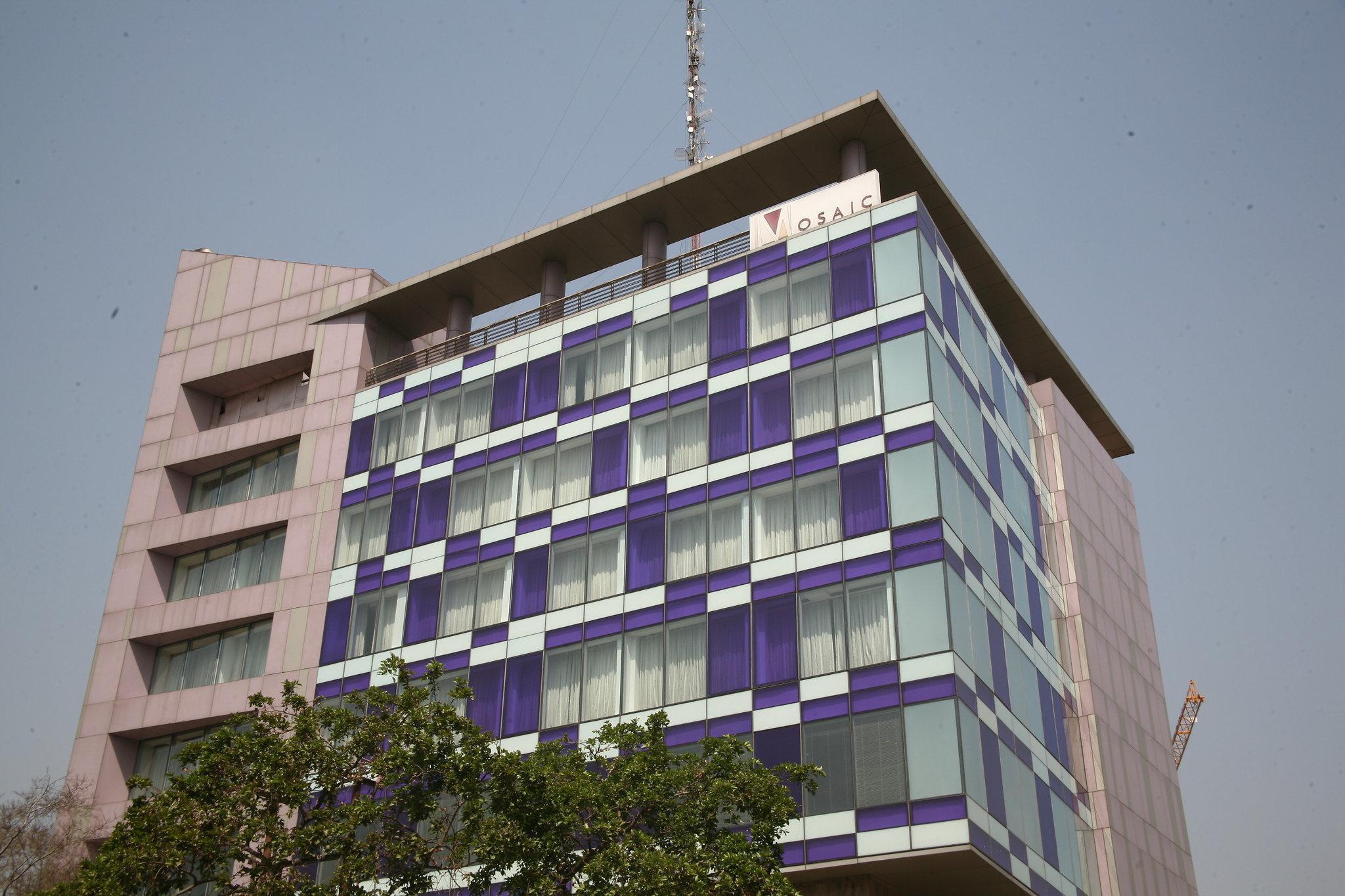 Mosaic Hotel   Noida