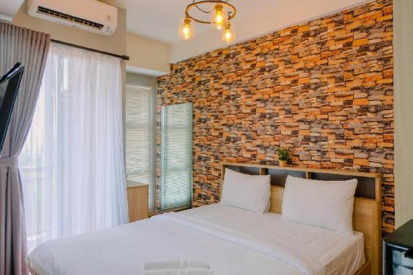 Minimalis Studio Akasa Pure Living Apt By Travelio Tangerang