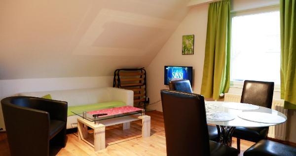 Apartment mit Balkon 3C Hamburg